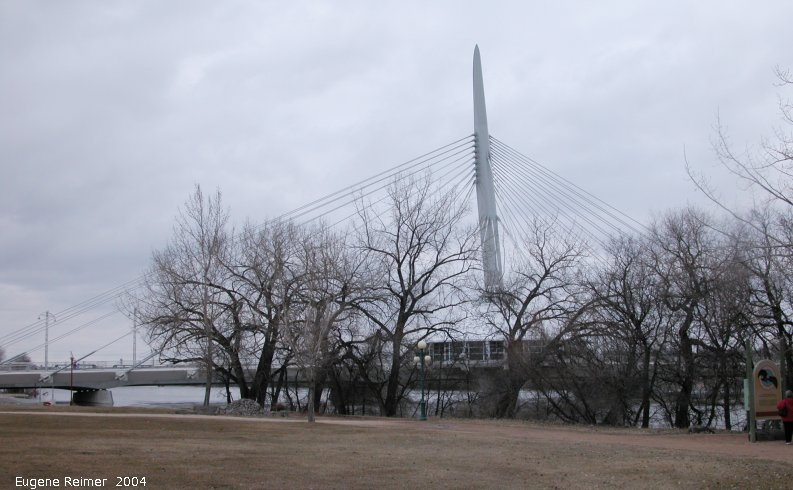 IMG 2004-Apr16 at Winnipeg:  bridge