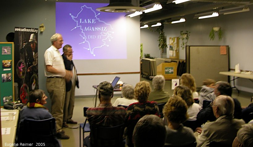 IMG 2005-Oct28 at NOCI Members-Night:  NOCI-MN-2005b Dr Teller answering questions